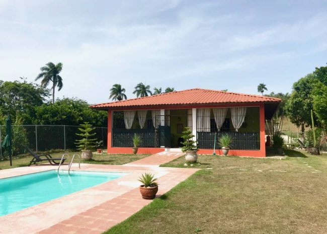 Dominican Republic Horse Farm, Puerto Plata, DR