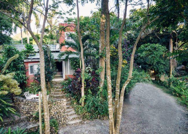 Dominican Republic farmhouse, Puerto Plata, DR