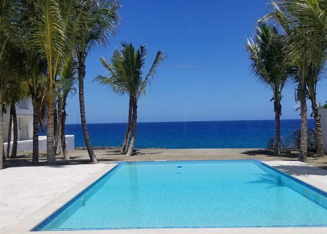 Oceanfront Villa, Sosua, Dominican Republic