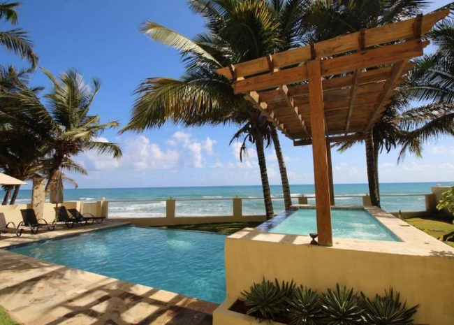 Beachfront Apartment, Cabarete, Dominican Republic