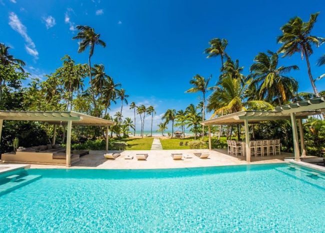 Las Terrenas Beachfront Villa, Dominican Republic