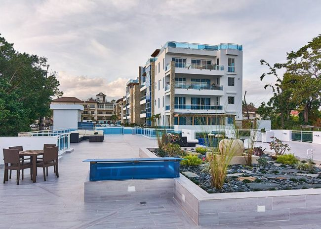 Sosua Beachfront Apartment, Sosua, Dominican Republic