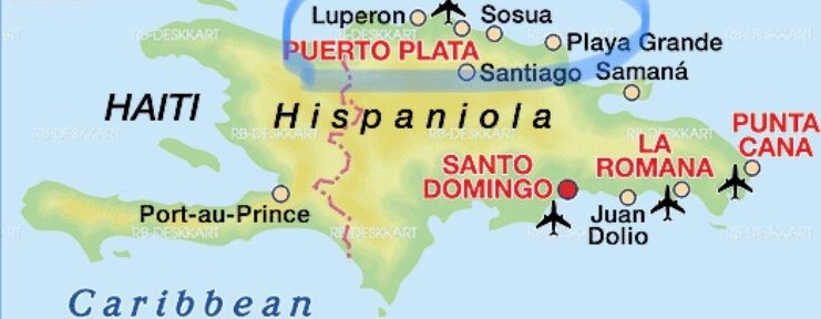 Hurricane Protected North Coast, Dominican Republic