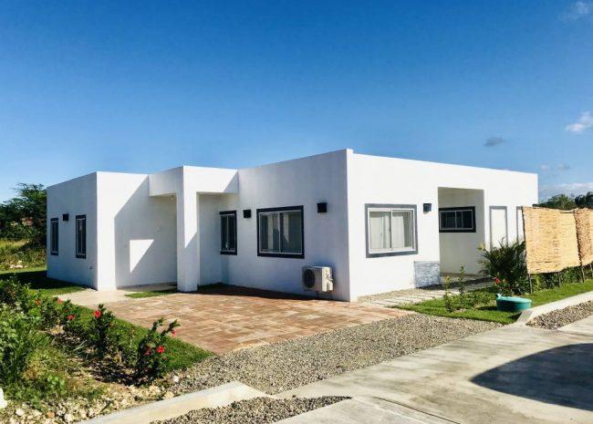 Dominican Republic Modern Homes, Sosua
