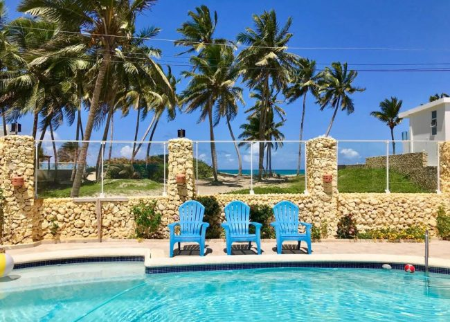 Beach Vacation Rental Villa, Cabarete, Dominican Republic