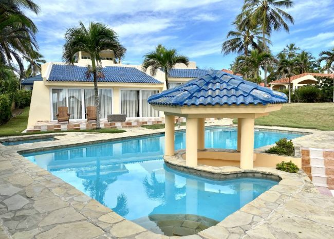 Oceanfront Villa Cabarete, Cabarete, Dominican Republic